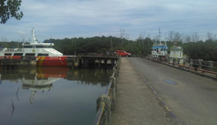 Dongkrak Wisata, Bangkalan Akan Revitalisasi Pelabuhan - Warta Ekonomi