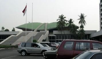 Foto DPR: RUU Pemilu Harus Selesai April 2017
