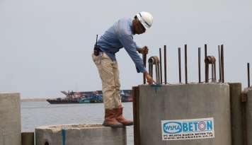 Foto Laba Bersih WIKA Beton Naik, dari Mana Sumbernya?