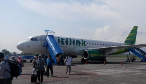 Foto Pilot Citilink Diduga Mabuk, Kemenhub: Kami Mohon Maaf