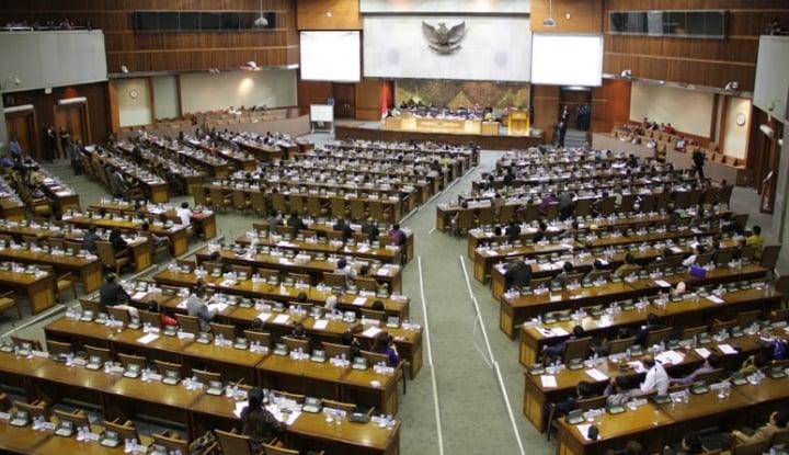 Foto Berita Menanti Kesepakatan RUU Pemilu (1)