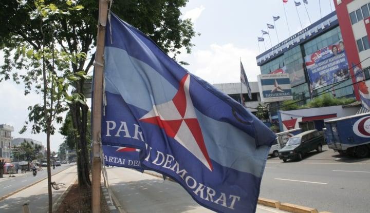 SBY Ajukan Hak Merek Atas Demokrat, Dikonfirmasi Kemenkumham
