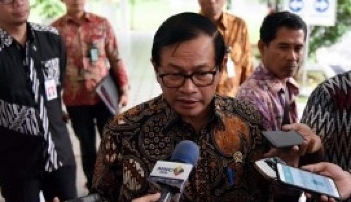 Foto Berita Pramono: Indonesia Obesitas Regulasi