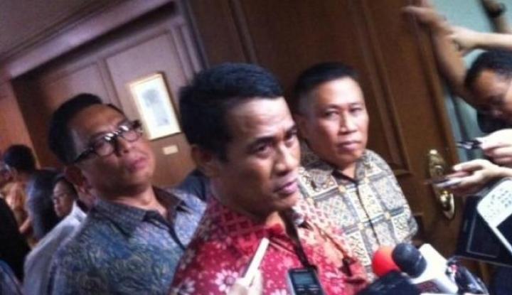 Foto Berita Soal Lahan Sawit, Mentan Minta Pendampingan KPK