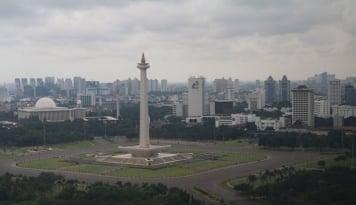 Foto Jakarta Diprediksi Hujan Hari ini...
