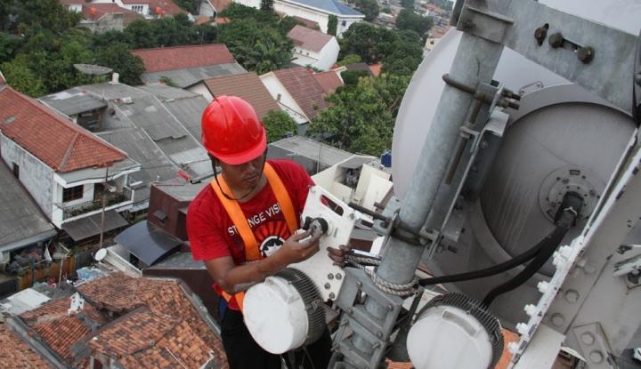 Telkom Resmikan Modern Broadband Province di Sultra - Warta Ekonomi