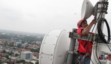 Foto Ketika Jaringan Telkomsel Sentuh Pelosok Desa, Bisnis Online Ikut Tumbuh Pesat