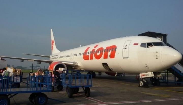 Foto Berita Lion Group Segera Buka Penerbangan ke India