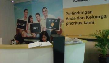 Foto Bank Commonwealth Edukasi Keuangan Melalui Permainan