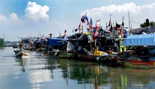 Foto HNSI Sumut Minta Nelayan Langkat Jangan Bentrok