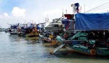 Foto Waduh, Penyaluran Bantuan Alat Tangkap Nelayan Terancam Ditunda