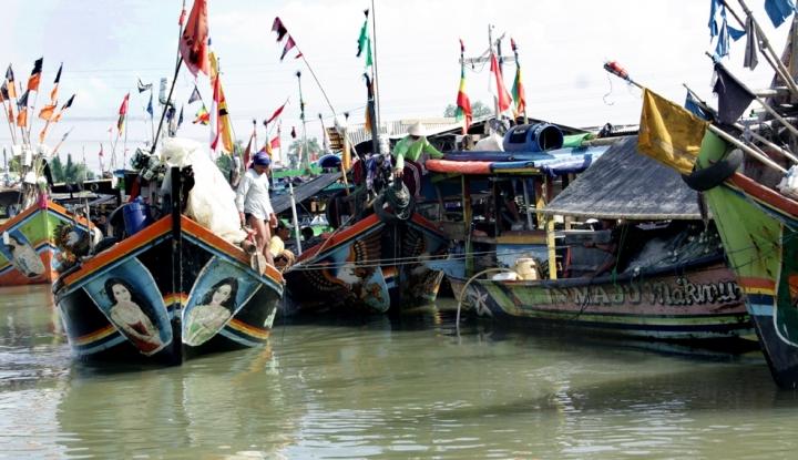 Foto Berita Nelayan Garut Berharap Terima Bantuan Pangan