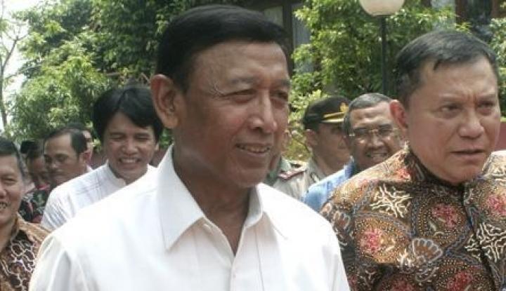 Wiranto Bakal Tanya Prabowo, Soal... - Warta Ekonomi