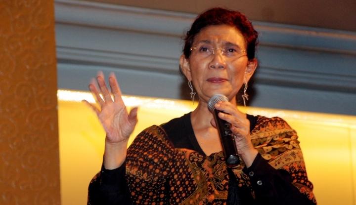 Foto Berita Menteri Susi Minta Pemilik Artefak jangan Koleksi di Rumah
