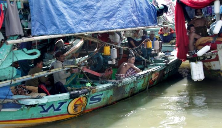 Foto Berita HNSI: Jangan Beri Asuransi ke Nelayan dengan Alat Tangkap Ilegal