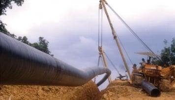 Foto Pertagas Niaga Kembangkan Jaringan Gas di Ogan Ilir