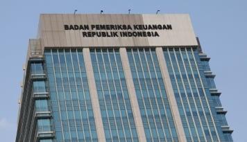 Foto Dapat Panggilan KPK, Wakil Ketua BPK Mangkir