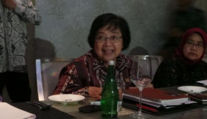 Foto Berita Menteri Siti: Pekan LHK Penting Tumbuhkan Kecintaan pada Alam