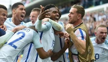 Foto Setelah Piala Dunia, Vauxhall Tak Lagi Sponsori Timnas Inggris