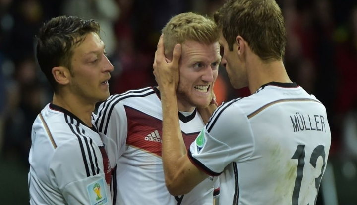 Kross: Thomas Muller Tak Akan Masuk Timnas Lagi