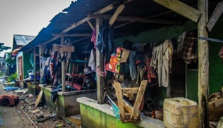 Foto Berita Susenas: Jumlah Penduduk Miskin di Banten Naik