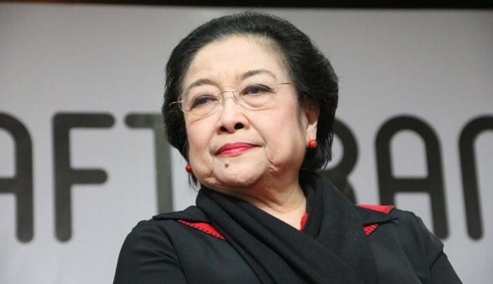 Foto Berita Megawati: Saya Suka Risma Marah-Marah