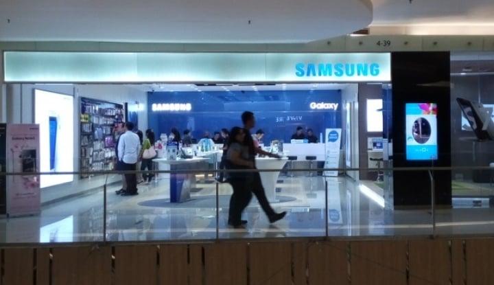 Foto Berita Samsung Berencana Tingkatkan Produksi Ponsel di India