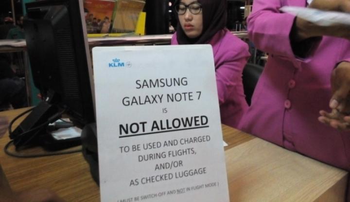 Foto Berita Wah, Samsung Bakal Matikan Semua Unit Galaxy Note 7