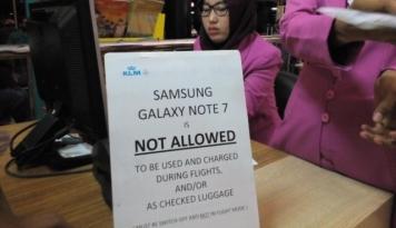 Foto Ini Alasan Samsung Note 7 Meledak