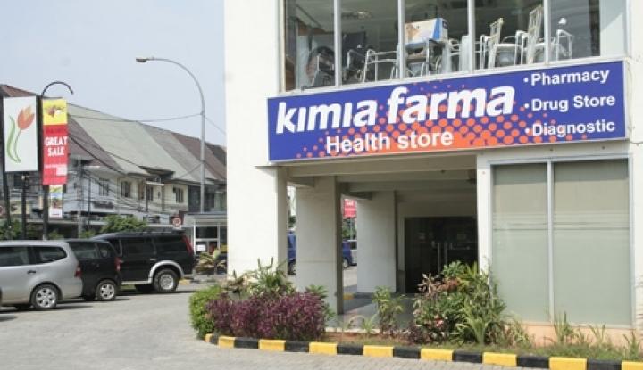Foto Berita Kemenkop Gandeng Kimia Farma Pasarkan Produk UMKM