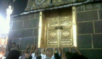 Foto Gara-gara Corona, Arab Saudi Tangguhkan Ibadah Umrah