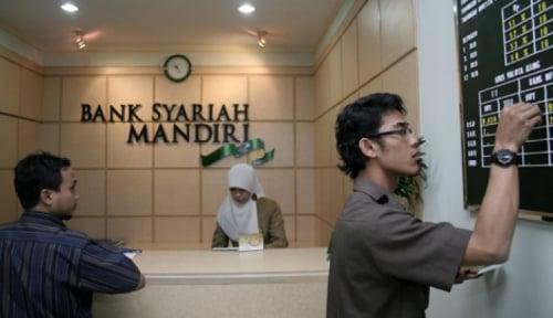 Foto NPF Perbankan Syariah Mulai Kinclong