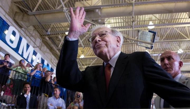 Jarang yang Tahu, Ini Sisi Lain Warren Buffett - Warta Ekonomi