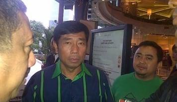 Foto Haji Lulung Rela Dipecat Demi Agus-Sylvi