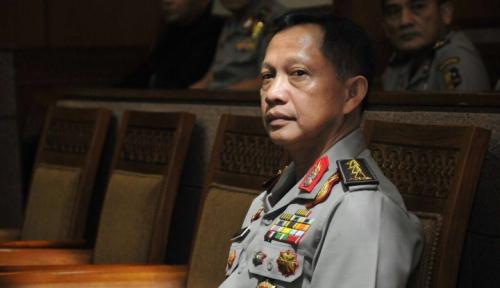 Foto Kapolri Minta Alumni HMI Jangan 'Cakar-Cakaran'