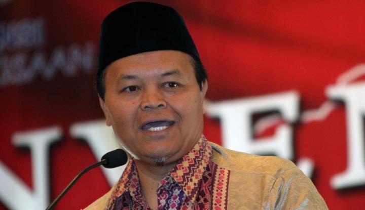 Foto Hidayat Nur Wahid: Usut Penyerangan Mapolda Sumut