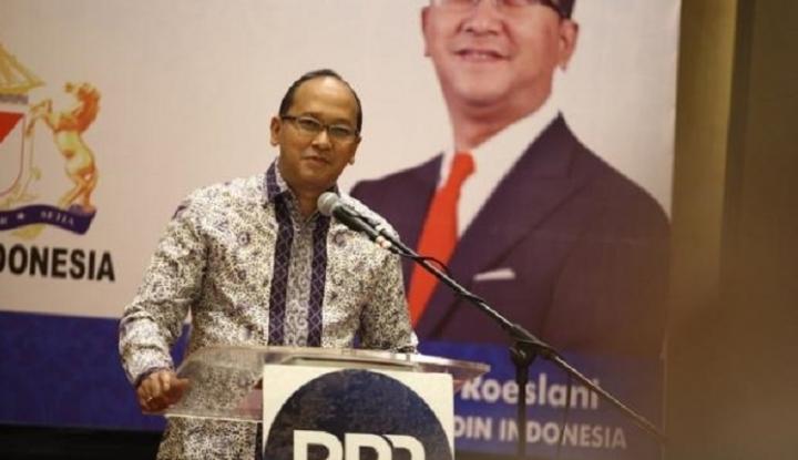 Rosan Roeslani Jabat Presiden Komisaris, Aga Bakrie Dapat Jatah Direktur Bumi Resources