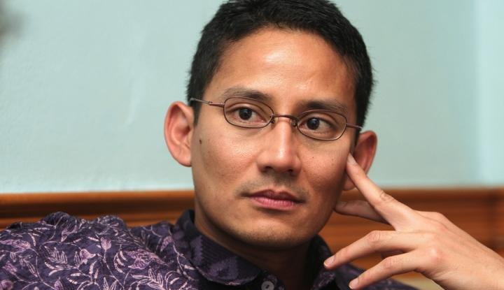 Foto Berita Sandiaga Uno Cawapres Prabowo, Ini Buktinya