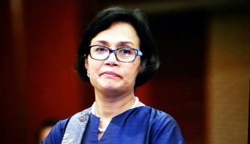 Foto Sri Mulyani Instruksikan LMAN agar Tak Main-Main dengan Korupsi