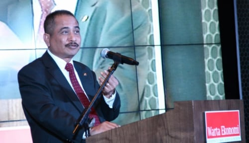 Foto Menpar Lantik Pejabat Badan Otorita Toba