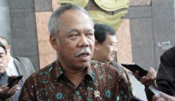 Foto Menteri Basuki Perkirakan Setiap Tahun Perlu Bangun 750 Ribu Rumah