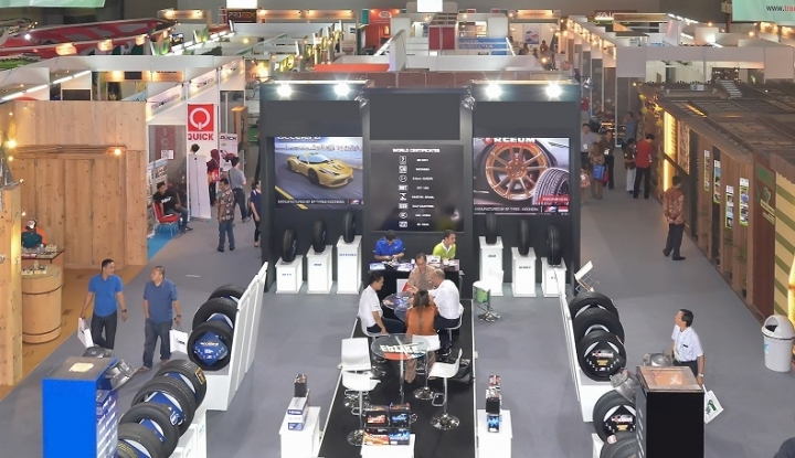 2.245 Pembeli Terjaring Trade Expo Indonesia 2018 - Warta Ekonomi