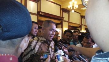 Foto Menhan: Indonesia Bukan Negara Islam
