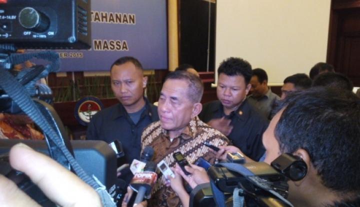 Foto Berita Telegram Diblokir, Pak Menhan: