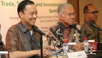 Foto BKPM: EoDB Indonesia Catat Rekor Lonjakan Terbesar