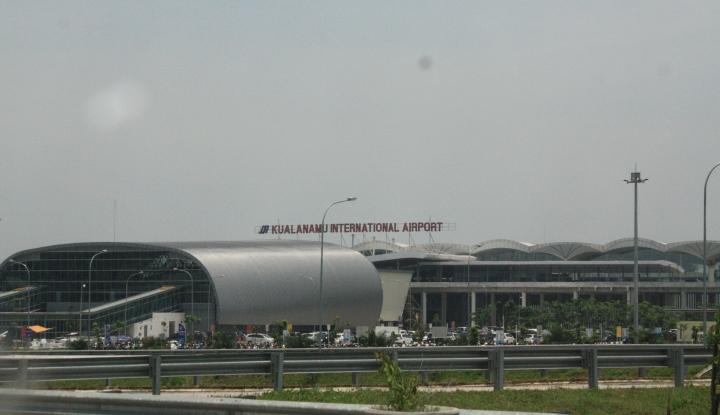 Foto Berita Tagihan Listrik Bandara Kualanamu Capai Rp4,5 Miliar/Bulan