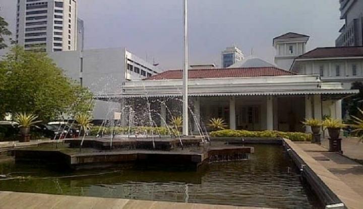 Foto Dirjen Otda Kemendagri Jabat Plt Gubernur Jakarta