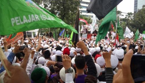Foto Habib Rizieq Jamin Aksi 4 November Tidak Akan Rusuh