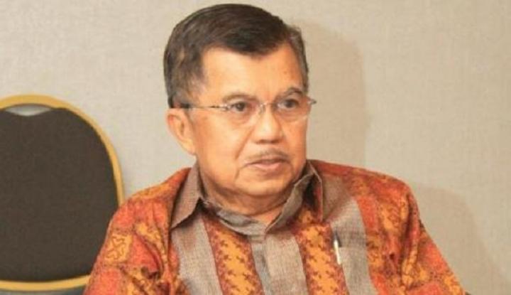 Foto Berita Jika Diperlukan, JK Nyatakan Siap Berangkat ke Myanmar Bersama PMI