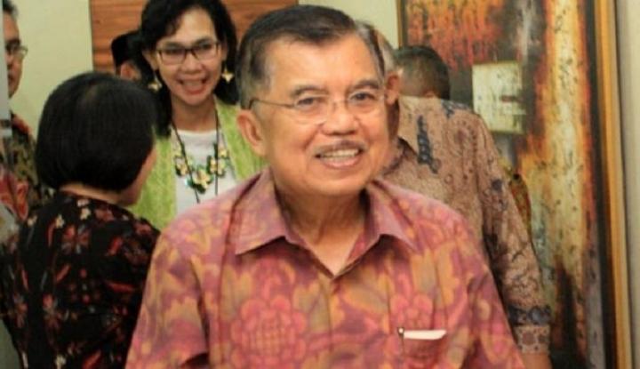 Foto Wapres Nilai Raja Arab Sudah Saatnya Mengunjungi Indonesia